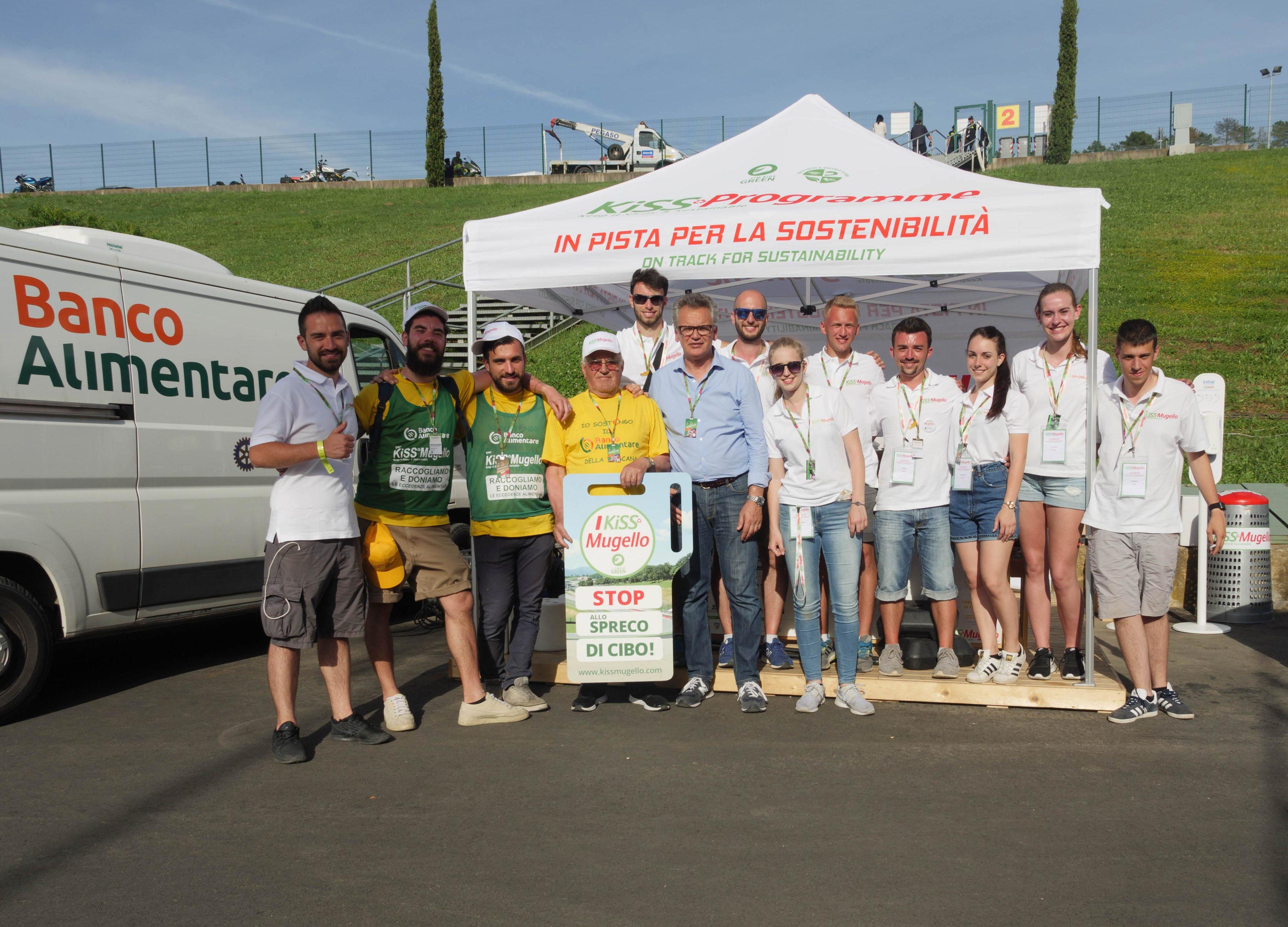 Banco Alimentare _ KiSS Mugello Crew